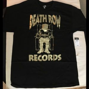 Other - Desth row records tshirt size large